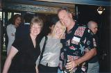 Judy Bartlett  Me & Danny Rosner at the 30th