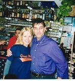 May 2003 with David Zale