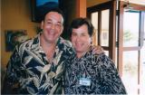 Jon Taffer & Myself  at  San Francisco Mini 2003