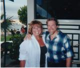 with Husband Bill at Florida mini 2002