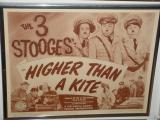 Higher Then A Kite Title Lobby Card 1943