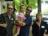 Robert Swerdlow & Family with Rich Fantel