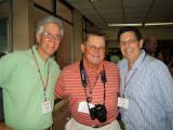 Warren Cohen, Paul Meyer, Tom Levien